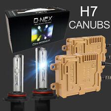 O-NEX H7 Canbus HID Kit AC 55W Slim Ballast Super Bright Headlight Bulb 4K 6K 8K
