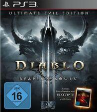 PS3 - Diablo III: Reaper of Souls - Ultimate Evil Edition (DEUTSCH) (mit OVP)