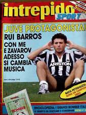 Intrepido 35 1988 Rui Barros Zavarov Juve protagonista