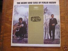 FERLIN HUSKY/ HEART AND SOUL OF
