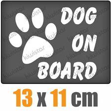 Dog on Board csf0598 13 x 11 cm JDM  Sticker Aufkleber