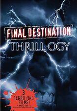 FINAL DESTINATION THRILLOGY 3-FILM SET [4 DISC BOX SET]