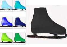 Schuhschoner, Overboots, Stretch, Glanz, dunkle Farben, Eiskunstlauf,Rollkunst