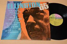 DUKE ELLINGTON LP '65 1°ST ORIG ITALY 1965 NM ! UNPLAYED ! COPERTINA LAMINATA !!