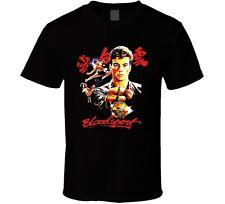 Bloodsport Jean Claude Van Damme T Shirt