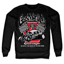 Official Licensed Gas Monkey Garage (GMG) Badass Sweatshirt S-XXL