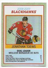 09/10 O-PEE-CHEE TEAM CHECKLISTS Hockey (#TC1-TC30) U-Pick from List