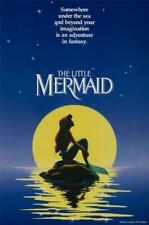 The Little Mermaid8x10 11x17 16x20 22x28 24x36 27x40 Movie Poster Photo