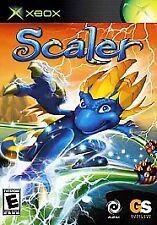 ~* Scaler (Microsoft Xbox, 2004) Black Label TESTED *~