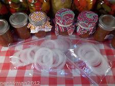 1 dozen food grade silicone mason jar lid gaskets