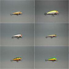 RAPALA CUCCHIAINO Floater Originale 5cm f05-Div. colori