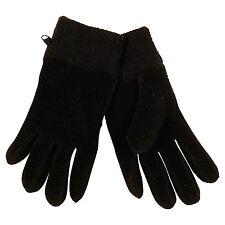 AIGLE Des gants polaire IRWEEN NEUF noir - Polartec Classique 300