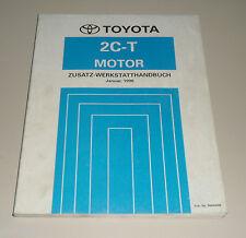 Werkstatthandbuch Toyota Carina E Motor Stand 01/1996