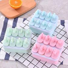 Cn _ Plástico Popsicle Helado Molde Maker Bandeja Cubo Cocina Herramienta Con