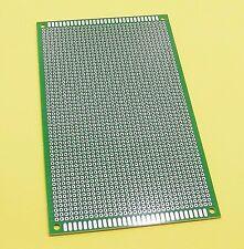 9 x 15cm fibra di vetro in scatola Single-sided 2.54mm Universal PCB circuito stampato
