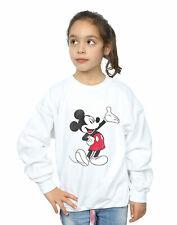 Disney Niñas Mickey Mouse Traditional Wave Camisa De Entrenamiento
