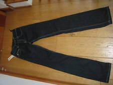 DIESEL Dice 8AA DRITTA Slim Indigo Blue Jeans 25 26 27 6 8 XXS XS NUOVO