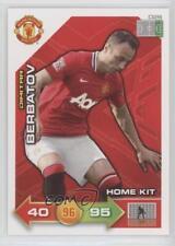 2011 2011-12 Panini Adrenalyn XL Manchester United 026 Home Kit Dimitar Berbatov