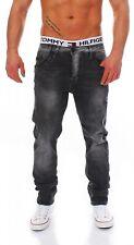 CIPO & BAXX - C-1195 - Slim Fit - Herren Grau Jeans Hose