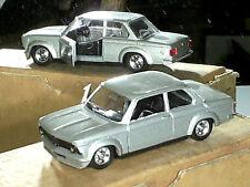 BMW 2002 TURBO 1975 SOLIDO TBE ARGENT