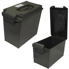 Munitionskiste KUNSTSTOFF Aufbewahrungsbox Kiste groß  ★★abschließbar★★37x21x33