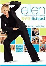 The Ellen DeGeneres Show - DVD-Licious - Acceptable  - DVD
