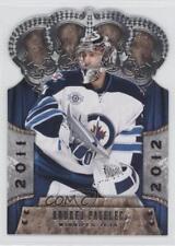 2011-12 Panini Crown Royale #100 Ondrej Pavelec Winnipeg Jets Hockey Card