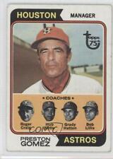 2014 Topps 1974-31 Roger Craig Hub Kittle Grady Hatton Bob Lillis Houston Astros