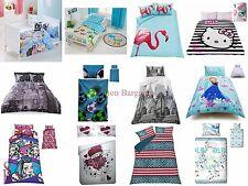 Novelty Duvet Cover Set 2 - BNIP - quilt bedding double single toddler cotbed