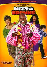 Tyler Perrys Meet the Browns: Season 3 -NEW DVD - Three, third