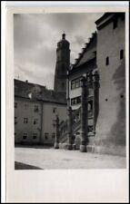 NÖRDLINGEN 1955 Die Stadt der Scharlachrennen Kirche