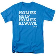 Adventure Time - Homies Help Homies Cartoon Network Adult T Shirt