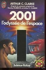 CLARKE / 2001 L'ODYSEE DE L'ESPACE. Ed publicitaire