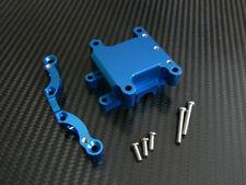 Getriebegehäuse / Getriebebox und Dämpferbrücke f. Tamiya TT-01 TT01 Alu