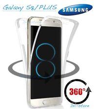 CUSTODIA COVER FULL BODY 360° FRONTE RETRO per SAMSUNG GALAXY J3/J5/J7/A3/A5/A8