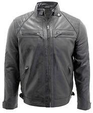174761a8b473 Abrigos y chaquetas de hombre negro Infinity piel | Compra online en ...