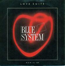 "Blue Sistema(Dieter Bohlen)-el amor Suite / Remix 7"" S8293"