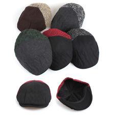 Size S 55~56Cm Tweed Flatcap Schiebermütze Mütze Newsboy Ballonmütze Schirmmütze