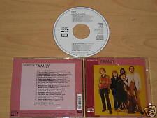 FAMILY/THE BEST OF FAMILY (LINE CRCD 9.01238 H)CD ALBUM