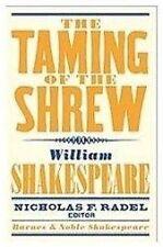 Taming of the Shrew Barnes & Noble Shakespeare