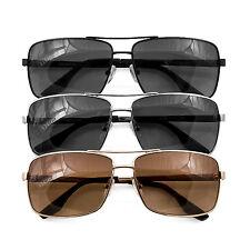 AQS By Aquaswiss Steel Unisex Sunglasses