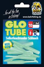 Schlauchmuffen selbstleuchtend - Glo tube - selbstleuchtende Schläuche  2 Größen