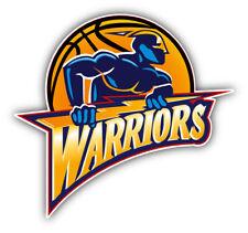 Golden State Warriors NBA Basketball Combo Bumper Sticker - 3'', 5'' or 6''