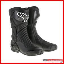 Stivali Moto Alpinestars Smx 6 V2 Nero Black Pista Antitorsione 2223017 10