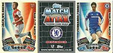 Match Attax 2011/12 tarjetas de hombre del partido elegir sus que necesita