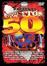 Reggaeton 50 Super Videos DVD