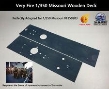Very Fire 1/350 Missouri Wooden Deck VF350903