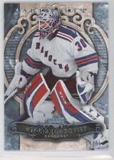 2007 Upper Deck Artifacts Blue #20 Henrik Lundqvist New York Rangers Hockey Card