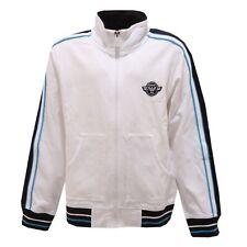 1777T felpa bimbo ARMANI JUNIOR bianca sweatshirt kid
