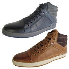 Steve Madden Mens Pavano High Top Sneaker Shoes